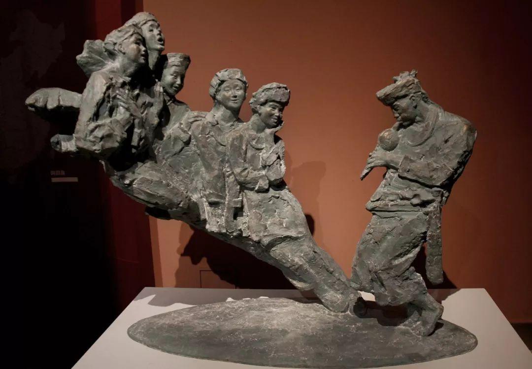 雕塑也有语言,这34件雕塑作品值得一看!